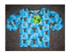 Aarikka Hirvonen pitkähihainen paita sininen (86/92)