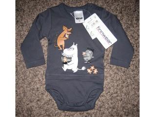 Finnwear Piparimuumi harmaa (68cm)