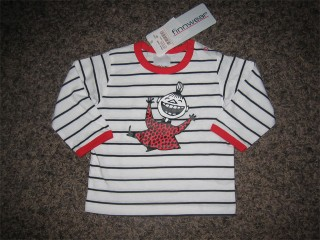 Finnwear Muumi Naurava Myy pitkähihainen paita