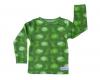 Snoozy Sammakot pitkähihainen paita vihreä [86/92-134/140]