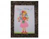 Postikortti Onnittelut (tyttö)