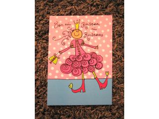 Postikortti Nii Rinsessa